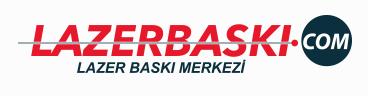 Lazer Baskı Logo